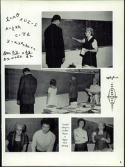 Page 9, 1962 Edition, Saugerties High School - Sawyer Yearbook (Saugerties, NY) online yearbook collection