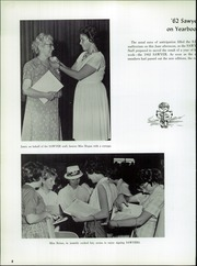 Page 12, 1963 Edition, Saugerties High School - Sawyer Yearbook (Saugerties, NY) online yearbook collection