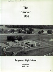 Page 5, 1963 Edition, Saugerties High School - Sawyer Yearbook (Saugerties, NY) online yearbook collection