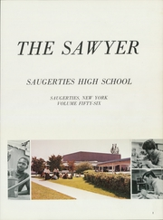 Page 5, 1969 Edition, Saugerties High School - Sawyer Yearbook (Saugerties, NY) online yearbook collection