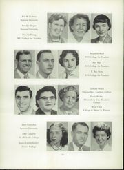 Page 14, 1955 Edition, Ossining High School - Wizard Yearbook (Ossining, NY) online yearbook collection