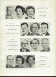 Page 15, 1955 Edition, Ossining High School - Wizard Yearbook (Ossining, NY) online yearbook collection