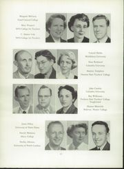 Page 16, 1955 Edition, Ossining High School - Wizard Yearbook (Ossining, NY) online yearbook collection