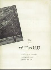 Page 7, 1955 Edition, Ossining High School - Wizard Yearbook (Ossining, NY) online yearbook collection
