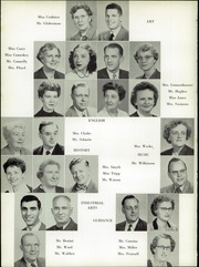 Page 10, 1957 Edition, Ossining High School - Wizard Yearbook (Ossining, NY) online yearbook collection