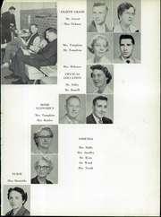 Page 11, 1957 Edition, Ossining High School - Wizard Yearbook (Ossining, NY) online yearbook collection