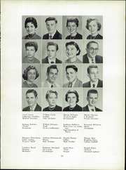 Page 17, 1957 Edition, Ossining High School - Wizard Yearbook (Ossining, NY) online yearbook collection