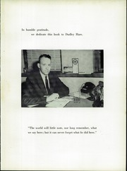 Page 7, 1957 Edition, Ossining High School - Wizard Yearbook (Ossining, NY) online yearbook collection