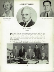 Page 8, 1957 Edition, Ossining High School - Wizard Yearbook (Ossining, NY) online yearbook collection