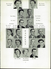 Page 9, 1957 Edition, Ossining High School - Wizard Yearbook (Ossining, NY) online yearbook collection