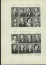 Page 14, 1945 Edition, Pelham Memorial High School - Pelican Yearbook (Pelham, NY) online yearbook collection