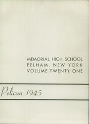 Page 5, 1945 Edition, Pelham Memorial High School - Pelican Yearbook (Pelham, NY) online yearbook collection