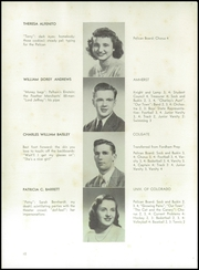 Page 14, 1948 Edition, Pelham Memorial High School - Pelican Yearbook (Pelham, NY) online yearbook collection