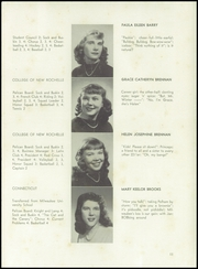 Page 15, 1948 Edition, Pelham Memorial High School - Pelican Yearbook (Pelham, NY) online yearbook collection