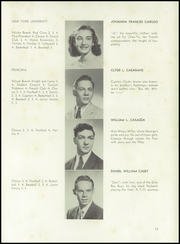 Page 17, 1948 Edition, Pelham Memorial High School - Pelican Yearbook (Pelham, NY) online yearbook collection