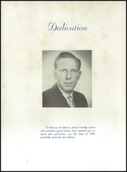 Page 8, 1948 Edition, Pelham Memorial High School - Pelican Yearbook (Pelham, NY) online yearbook collection