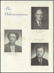 Page 9, 1948 Edition, Pelham Memorial High School - Pelican Yearbook (Pelham, NY) online yearbook collection