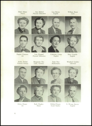 Page 10, 1951 Edition, Pelham Memorial High School - Pelican Yearbook (Pelham, NY) online yearbook collection