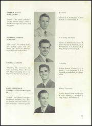 Page 17, 1951 Edition, Pelham Memorial High School - Pelican Yearbook (Pelham, NY) online yearbook collection