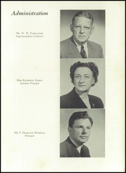 Page 9, 1951 Edition, Pelham Memorial High School - Pelican Yearbook (Pelham, NY) online yearbook collection