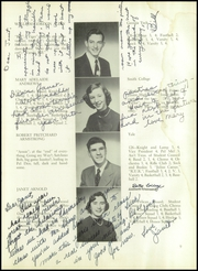 Page 13, 1953 Edition, Pelham Memorial High School - Pelican Yearbook (Pelham, NY) online yearbook collection