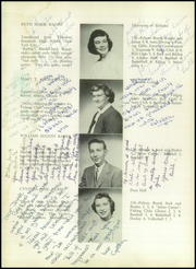 Page 14, 1953 Edition, Pelham Memorial High School - Pelican Yearbook (Pelham, NY) online yearbook collection