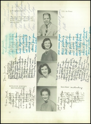 Page 16, 1953 Edition, Pelham Memorial High School - Pelican Yearbook (Pelham, NY) online yearbook collection