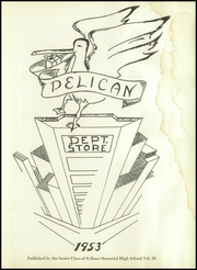 Page 5, 1953 Edition, Pelham Memorial High School - Pelican Yearbook (Pelham, NY) online yearbook collection