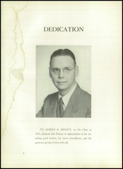 Page 8, 1953 Edition, Pelham Memorial High School - Pelican Yearbook (Pelham, NY) online yearbook collection