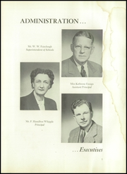 Page 9, 1953 Edition, Pelham Memorial High School - Pelican Yearbook (Pelham, NY) online yearbook collection
