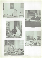 Page 12, 1959 Edition, Pelham Memorial High School - Pelican Yearbook (Pelham, NY) online yearbook collection