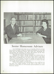 Page 14, 1959 Edition, Pelham Memorial High School - Pelican Yearbook (Pelham, NY) online yearbook collection