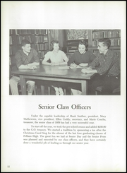 Page 16, 1959 Edition, Pelham Memorial High School - Pelican Yearbook (Pelham, NY) online yearbook collection