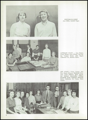Page 8, 1959 Edition, Pelham Memorial High School - Pelican Yearbook (Pelham, NY) online yearbook collection