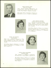 Page 16, 1960 Edition, Pelham Memorial High School - Pelican Yearbook (Pelham, NY) online yearbook collection