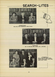 Page 12, 1947 Edition, Johnson City High School - Wildcat Yearbook (Johnson City, NY) online yearbook collection