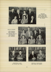 Page 14, 1947 Edition, Johnson City High School - Wildcat Yearbook (Johnson City, NY) online yearbook collection