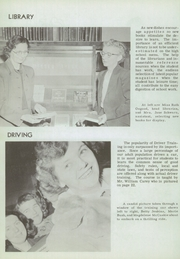 Page 16, 1951 Edition, Johnson City High School - Wildcat Yearbook (Johnson City, NY) online yearbook collection