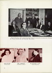 Page 14, 1955 Edition, Johnson City High School - Wildcat Yearbook (Johnson City, NY) online yearbook collection
