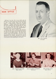 Page 15, 1955 Edition, Johnson City High School - Wildcat Yearbook (Johnson City, NY) online yearbook collection