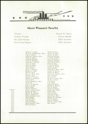 Page 11, 1934 Edition, Mont Pleasant High School - Montaneer Yearbook (Schenectady, NY) online yearbook collection