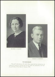 Page 9, 1934 Edition, Mont Pleasant High School - Montaneer Yearbook (Schenectady, NY) online yearbook collection