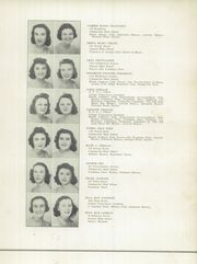 Page 13, 1940 Edition, Mont Pleasant High School - Montaneer Yearbook (Schenectady, NY) online yearbook collection