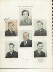 Page 8, 1940 Edition, Mont Pleasant High School - Montaneer Yearbook (Schenectady, NY) online yearbook collection