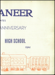 Page 5, 1941 Edition, Mont Pleasant High School - Montaneer Yearbook (Schenectady, NY) online yearbook collection
