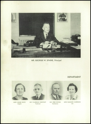 Page 8, 1941 Edition, Mont Pleasant High School - Montaneer Yearbook (Schenectady, NY) online yearbook collection
