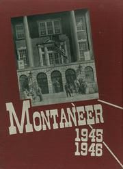 Page 1, 1946 Edition, Mont Pleasant High School - Montaneer Yearbook (Schenectady, NY) online yearbook collection
