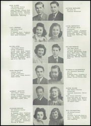 Page 16, 1946 Edition, Mont Pleasant High School - Montaneer Yearbook (Schenectady, NY) online yearbook collection