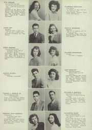 Page 12, 1947 Edition, Mont Pleasant High School - Montaneer Yearbook (Schenectady, NY) online yearbook collection