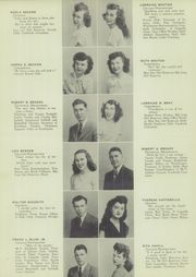 Page 13, 1947 Edition, Mont Pleasant High School - Montaneer Yearbook (Schenectady, NY) online yearbook collection